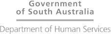 Department of Human Services South Australia logo